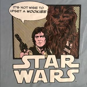 Men's 2X Star Wars Wookie T-Shirt